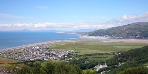 Fairbourne, Wales, climate refugees