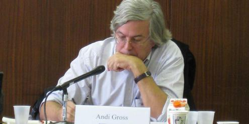 Andreas Gross Europa