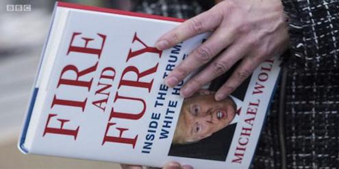 Michael Wolffs Trump-Buch «Fire and Fury»