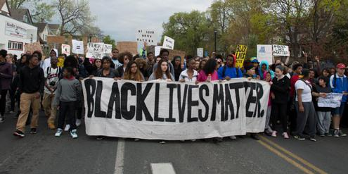 USA Rassismus Black Lives Matter