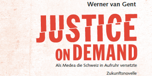 Buch-Cover «Justice on Demand»