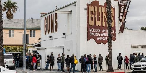 Gun Shop in den USA