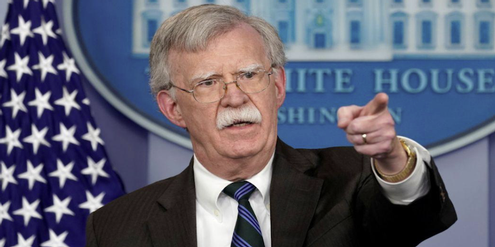 US-Sicherheitsberater John Bolton: «Bomb it»