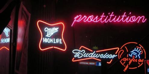Prostitution Sexarbeit