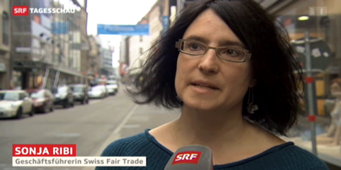 Sonja Ribi von Swiss Faire Trade: Überging «Natura line», «Fair Wear Foundation» und andere Labels