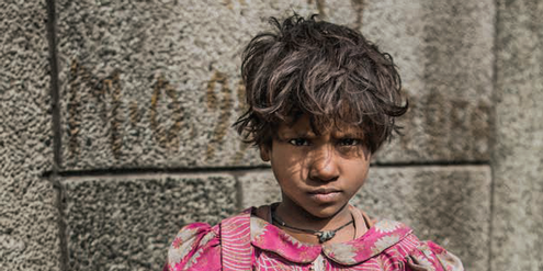 India, Indien, Child Labour, Kinderarbeit, Slum