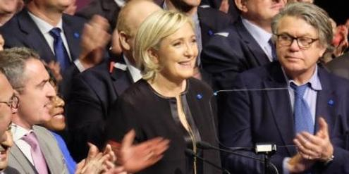 Marine Le Pen, Front National, Rassemblement National, Infosperber,
