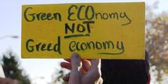 Post-Corona Economy, Green Economy, Build Back Better