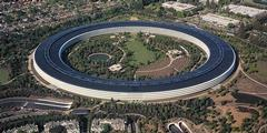 Apple Park, Apple, Taxes