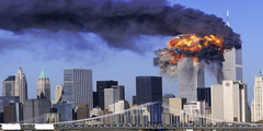 9/11 Terroranschlag in New York