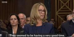 Christine Blasey Ford // Brett Kavanaugh
