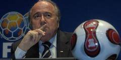 FIFA, Blatter, Korruption