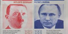 "Hitler Putin ""The Sunday Times"""