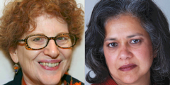 Meredith Tax und Gita Sahgal kritisieren «Human Rights Watch»