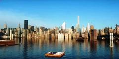 New York, Climate Change, sea level rise
