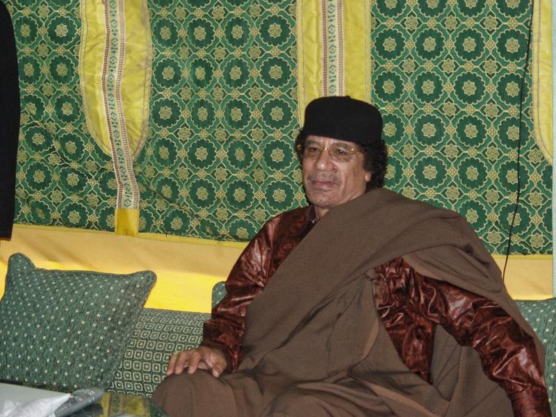 Ghadhafi