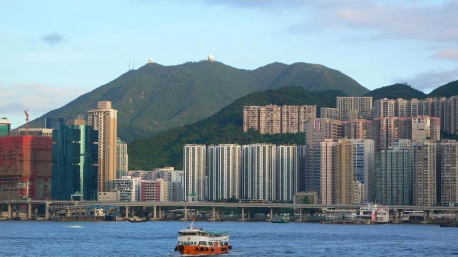 HongkongHafen