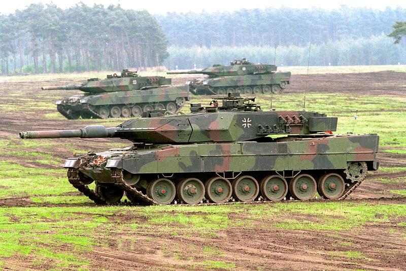 Leopard_Kampfpanzer