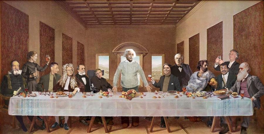 Einstein_Darwin