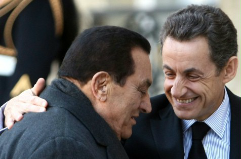 Mubarak_Sarkozy