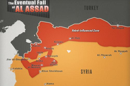 Syrienkarte1
