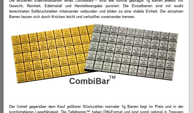 CombiBar