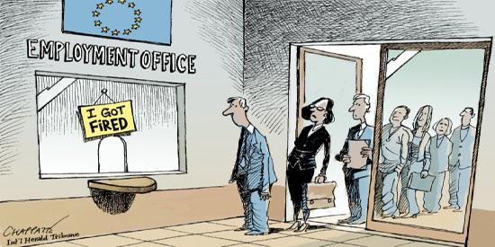 ArbeitslosigkeitinEuropas