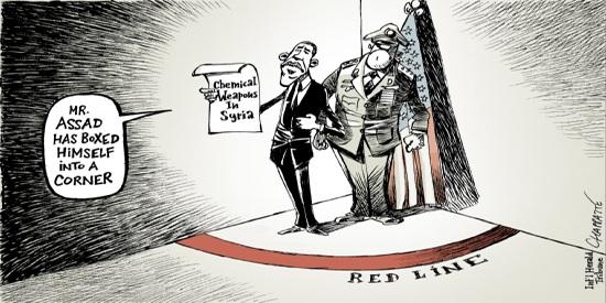 Giftgas_Obama_Assad_1