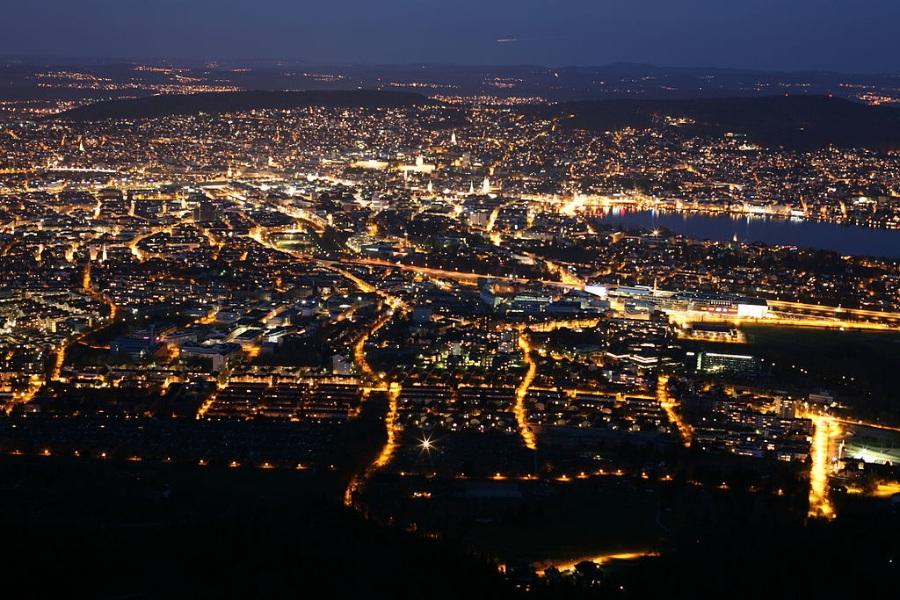 Zurich_at_Night