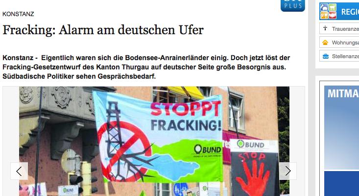 FrackingSuedkurier
