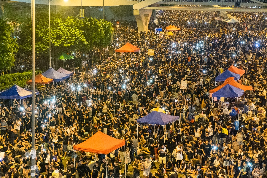 HongkongRevolution