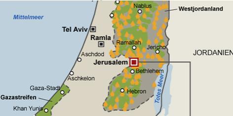 Siedlungsgebiete