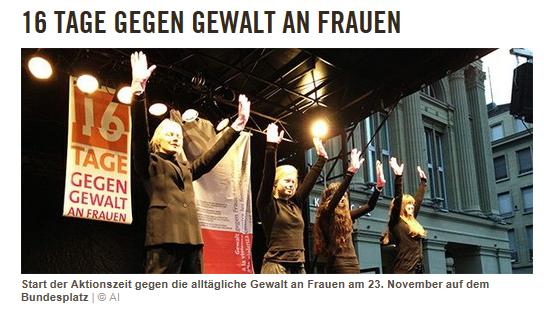 16TagegegenGewaltanFrauen_AmnestyInternational
