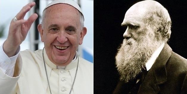 Papst_Franziskus_CharlesDarwin