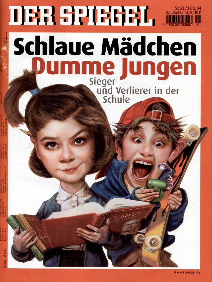 MdchenBubenSchule