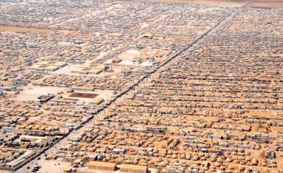 FlchtlingslagerinJordanien