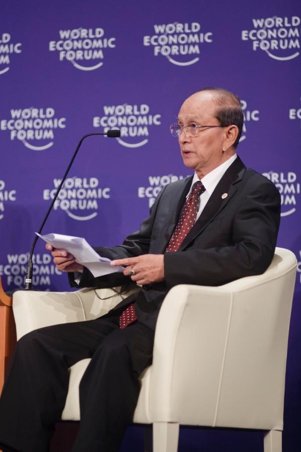 Thein_Sein_at_2010_World_Economic_Forum