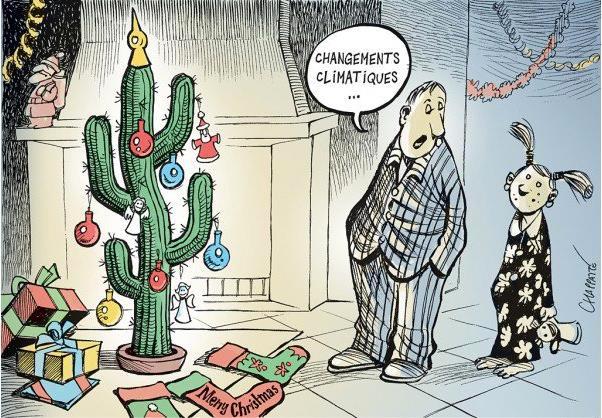 Chappatte_KlimaWeihnachten