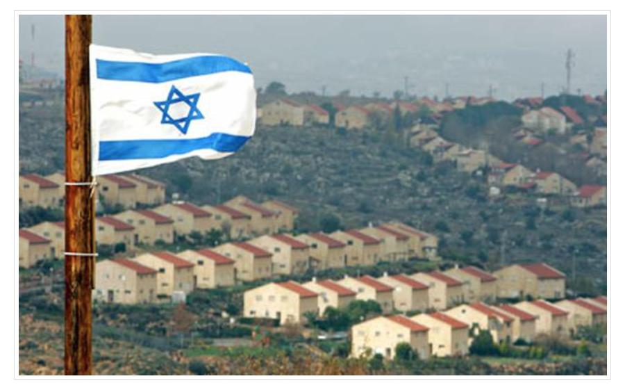 Israel_Siedlung