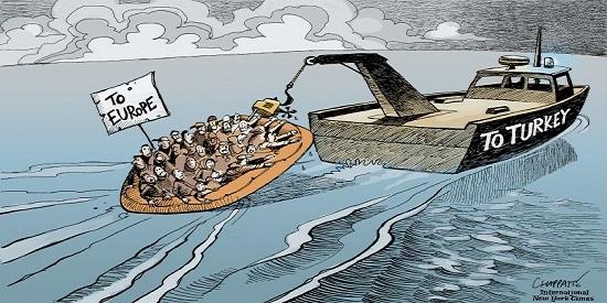 Flchtlingea