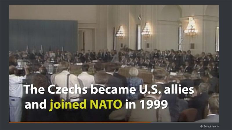 CzechNATO1999