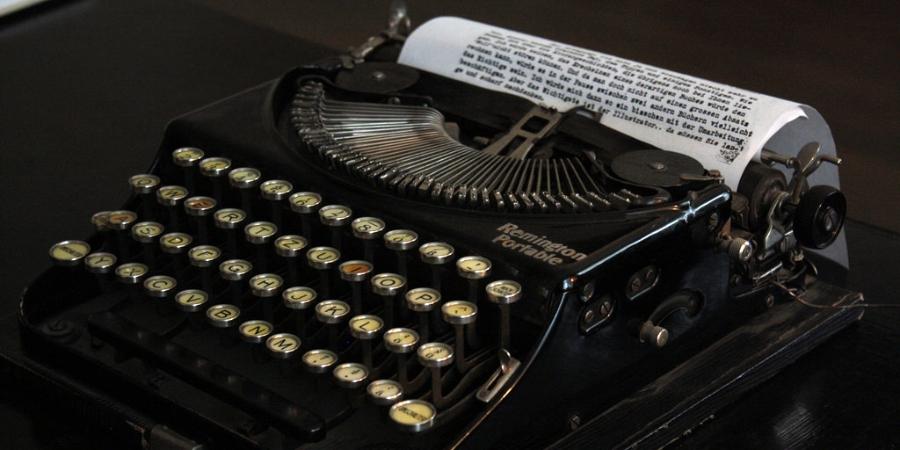 SchreibmaschineBenniebunnieflickrcc