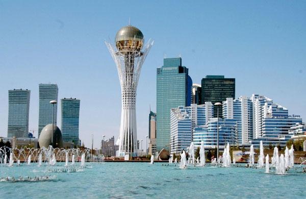 AstanaKasachstanBaiterek