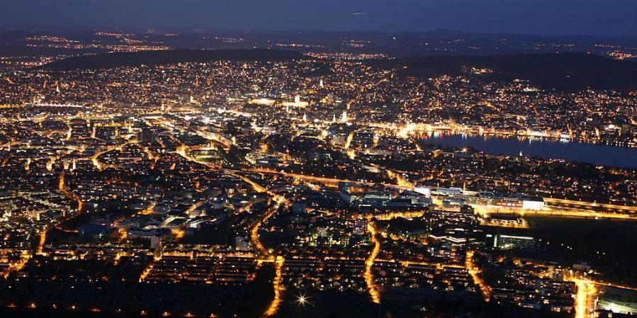 Zurich_at_Night-1