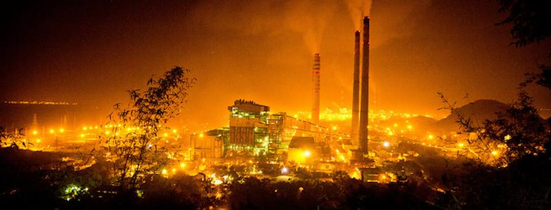KohlekraftwerkIndien