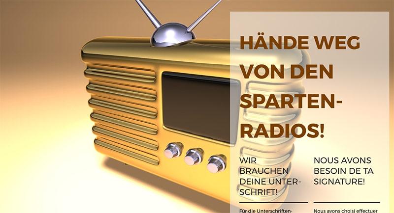 Spartenradios