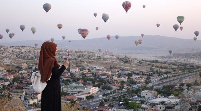 Heissluftballons