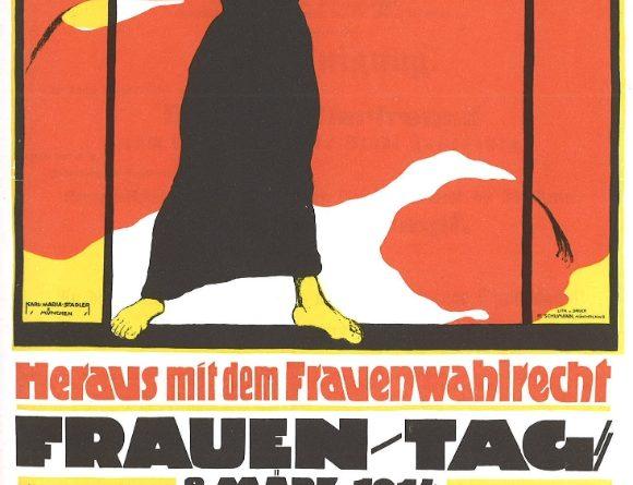 Frauentag_1914_Heraus_mit_dem_Frauenwahlrecht_Wikipedia