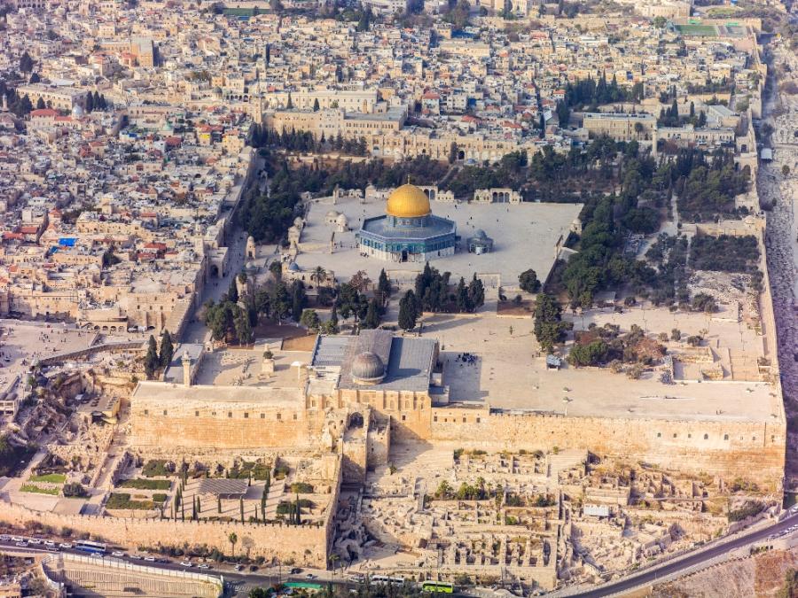 TempelberginJerusalem