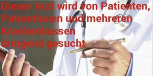 Arztgesucht